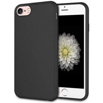 Juodos spalvos dėklas X-Level Dynamic Apple iPhone 6 / 6S telefonui