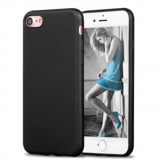 Juodos spalvos dėklas X-Level Guardian Apple iPhone 7 / 8 / SE 2020 telefonui