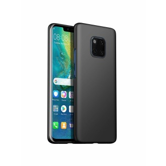 Juodos spalvos dėklas X-Level Guardian Huawei Mate 20 Pro telefonui
