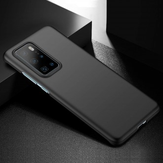Juodos spalvos dėklas X-Level Guardian Huawei P40 Pro telefonui