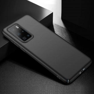 Juodos spalvos dėklas X-Level Guardian Huawei P40 telefonui