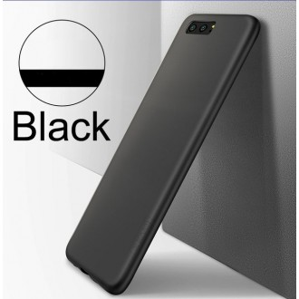 Juodos spalvos dėklas X-Level Guardian Samsung Galaxy S10 Lite / A91 telefonui