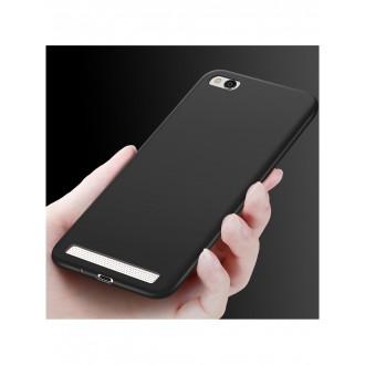 Juodos spalvos dėklas X-Level Guardian Xiaomi Redmi 5A telefonui