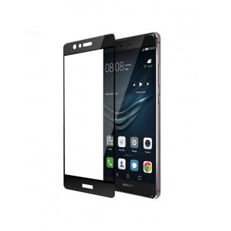 """LCD apsauginis stikliukas """"5D Full Glue"""" Huawei P10 Lite lenktas juodas"""