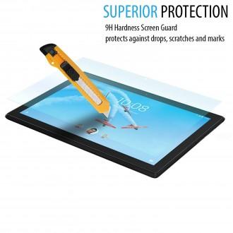 """LCD apsauginis stikliukas """"9H"""" Lenovo Tab 4 10"""