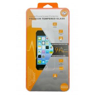 "LCD apsauginis stikliukas ""Orange"" iPhone 13 mini"