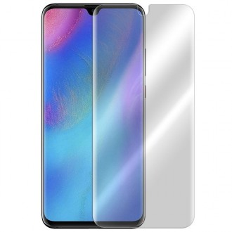 """Lenktas skaidrus apsauginis grūdintas stiklas Huawei P30 Pro telefonui """"M1 5D UV Glue"""""""