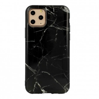 Dėklas Marble Silicone Huawei P30 Lite telefonui (Design 6)
