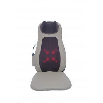 """Ruda masažinė sėdynė Tellos BC-015 """"Bodycare"""""""