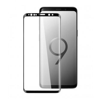 Apsauginis grūdintas stiklas ''9D Full Glue '' Samsung Galaxy G960 S9 telefonui