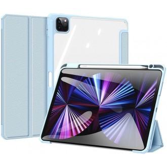 Mėlynas Dux Ducis dėklas ''Toby'' planšetei Samsung T220 / T225 Tab A7 Lite 8.7 2021