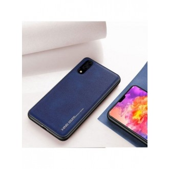 Mėlynas dėklas X-Level Exquisite Apple iPhone XR telefonui