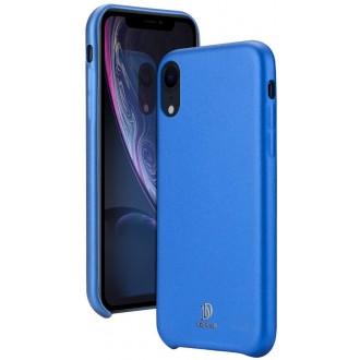 "Mėlynas silikoninis dėklas Apple Iphone XR telefonui Dux Ducis ""Skin Lite"""
