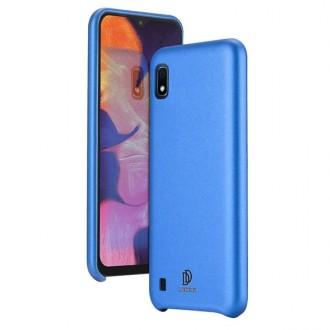 "Mėlynas silikoninis dėklas Samsung Galaxy A105 A10 telefonui Dux Ducis ""Skin Lite"""