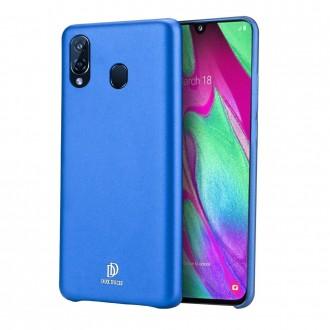 "Mėlynas silikoninis dėklas Samsung Galaxy A405 A40 telefonui Dux Ducis ""Skin Lite"""
