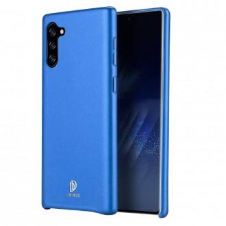 "Mėlynas silikoninis dėklas Samsung Galaxy N970 Note 10 telefonui Dux Ducis ""Skin Lite"""