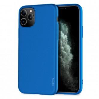 Mėlynos spalvos dėklas X-Level Guardian Apple iPhone 11 Pro Max telefonui