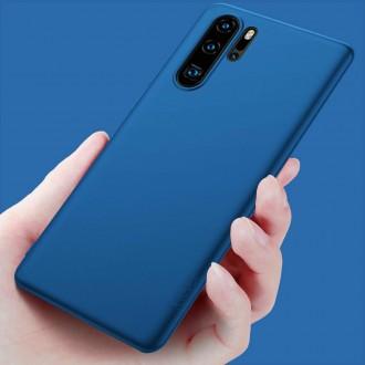 Mėlynos spalvos dėklas X-Level Guardian Huawei P30 Pro telefonui