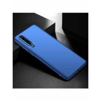 Mėlynos spalvos dėklas X-Level Guardian Huawei P30 telefonui