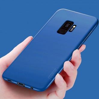 Mėlynos spalvos dėklas X-Level Guardian Samsung Galaxy G960 S9 telefonui