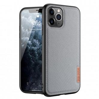 Pilkos spalvos Dux Ducis dėklas ''Fino'' telefonui Samsung S21