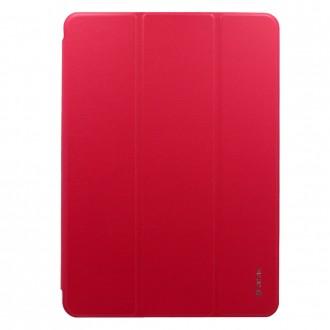 """Raudonas dėklas """"Devia Leather"""" Apple iPad Pro 10.5 2017 / iPad Air 2019"""