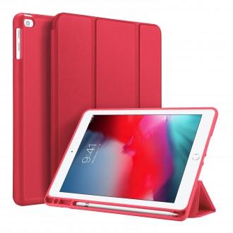 "Raudonas dėklas Dux Ducis ""Osom"" Apple iPad 10.2"" 2019"
