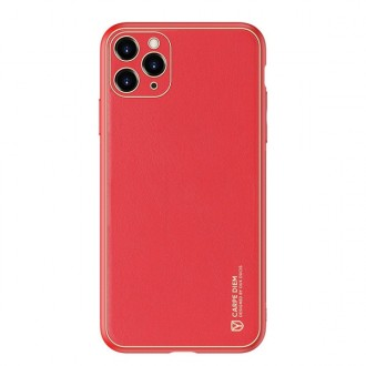 "Raudonas dėklas Dux Duxis ''Yolo"" telefonui Samsung N985 Note 20 Ultra"