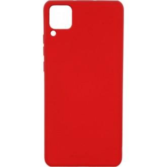 """Raudonas silikoninis dėklas Huawei P40 Lite telefonui """"Mercury Soft Feeling"""""""