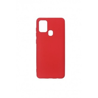 Raudonos spalvos dėklas X-Level Guardian Samsung Galaxy A217 A21s telefonui