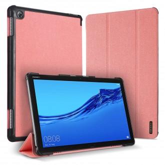 "Rožinis dėklas Dux Ducis ""Domo"" Samsung T500 / T505 Tab A7 10.4 2020"