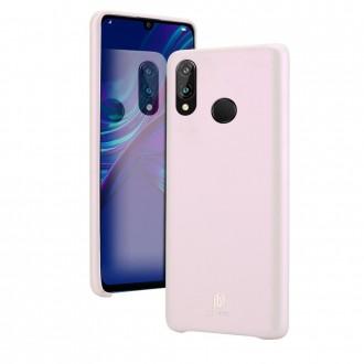 """Rožinis silikoninis dėklas Huawei P Smart Z telefonui Dux Ducis """"Skin Lite"""""""