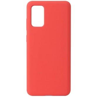 """Rožinis silikoninis dėklas Samsung Galaxy G986 S20 Plus telefonui """"Silicone Lite"""""""