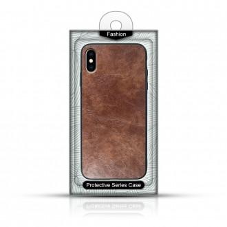 """Rudas silikoninis dėklas Huawei P Smart Z telefonui """"Business Case"""""""