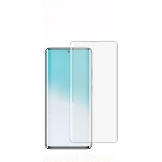 """Skaidrus apsauginis grūdintas stiklas Samsung Galaxy S20 telefonui """"Nano Optics 5D UV Glue"""""""