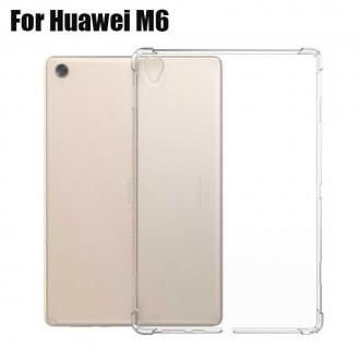 """Skaidrus dėklas """"Anti Shock"""" Huawei MediaPad M6 10.8"""