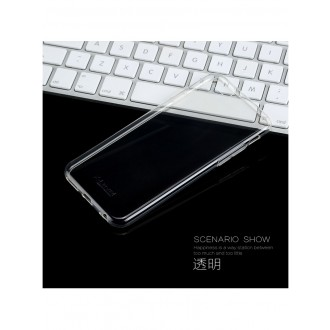 "Skaidrus dėklas Apple iPhone 6 telefonui ""X-Level Antislip"""