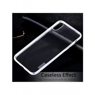 "Skaidrus dėklas Apple iPhone XS Max telefonui ""X-Level Antislip"""