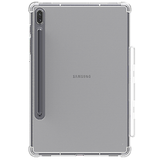 "Skaidrus dėklas ""Araree Mach"" Samsung T860 / T865 / T867 Tab S6 10.5"
