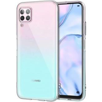 "Skaidrus dėklas Huawei P40 Lite / Nova 6 SE / Nova 7i telefonui ""X-Level Antislip"""