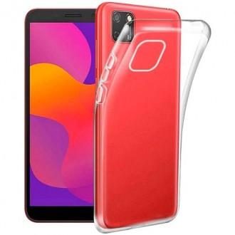 """Skaidrus dėklas Huawei Y5P telefonui """"X-Level Antislip"""""""