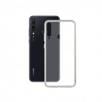 """Skaidrus dėklas Huawei Y6P telefonui """"X-Level Antislip"""""""