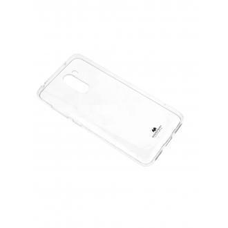 "Skaidrus dėklas Mercury Goospery ""Jelly Clear"" Xiaomi Pocophone F1 telefonui"