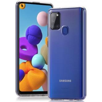 "Skaidrus dėklas Samsung Galaxy A217 A21s telefonui ""X-Level Antislip"""