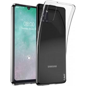 """Skaidrus dėklas Samsung Galaxy A31 telefonui """"X-Level Antislip"""""""