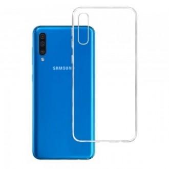 "Skaidrus dėklas Samsung Galaxy A505 A50 / A507 A50s / A307 A30s telefonui ""X-Level Antislip"""