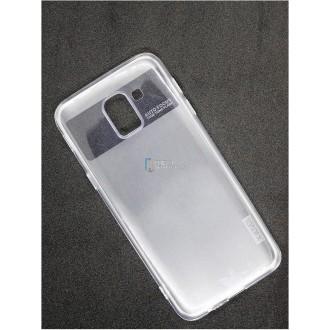 "Skaidrus dėklas Samsung Galaxy A600 A6 2018 telefonui ""X-Level Antislip"""