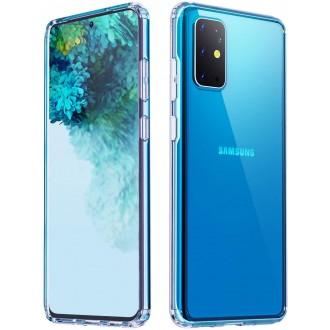 """Skaidrus dėklas Samsung Galaxy G986 S20 Plus telefonui """"X-Level Antislip"""""""