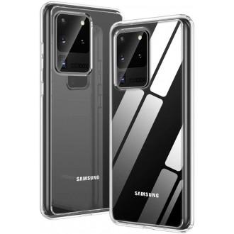 """Skaidrus dėklas Samsung Galaxy G988 S20 Ultra telefonui """"X-Level Antislip"""""""