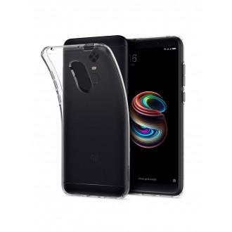 Skaidrus dėklas Xiaomi Redmi Note 5 / Xiaomi Redmi 5 Plus telefonui ,,SPIGEN LIQUID CRYSTAL,,